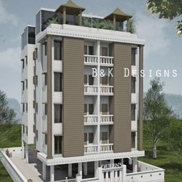 QUEENS RAJKOT | KAMLESH PARIKH ARCHITECT
