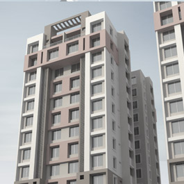 SHIV DRASHTI HEIGHTS | KAMLESH PARIKH ARCHITECT